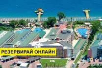 Самолетна програма от София! 7 нощувки на база All inclusive в Pgs