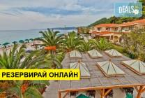 Нощувка на база HB в Possidi Holidays Resort & Suite Hotel 5*,