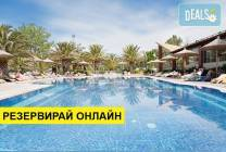 Нощувка на база HB,FB в Alexandra Beach Spa Resort 4*, Потос, о. Тасос