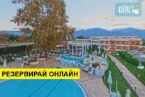 Нощувка на база BB,HB в Litohoro Olympus Resort Villas & Spa 5*,