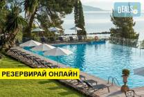 Нощувка на база BB,HB в Kontokali Bay Resort & Spa 5*, Контокали, о.