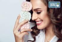 Обстоен преглед, почистване на зъбен камък и полиране с AirFlow при