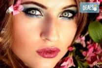 По домовете - професионален грим по избор от Makeup Nails and Lashes