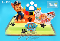 Фигурална 3Д детска торта, Виенски Салон Лагуна!