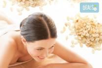 Дълбок масаж на цяло тяло със сусамово масло в Senses Massage &