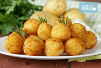 1 кг. апетитни картофени крокети от My Style Event