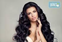 Мезотерапия против косопад с Hyaluronica Mesococtails Vita Hair от