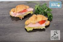 Сет от 70 кроасанчета и мини сандвичи с безплатна доставка за София
