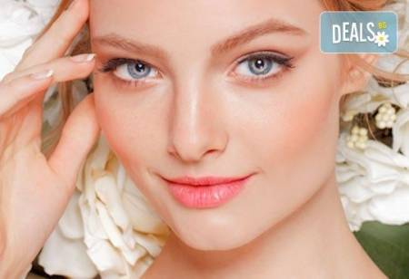 Дълбоко почистваща терапия за лице и вливане на кислород в салон