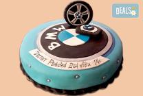 Торта за мъже с индивидуален дизайн от Сладкарница Джорджо Джани