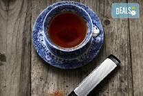 Цедка-лъжичка за насипен чай от Drosselmeyer