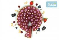 Красива и полезна торта без глутен за Вашия малчуган от Сладкишница