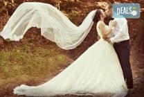 Сватбено фото- и HD видеозаснемане + фотокнига от Photosesia.com