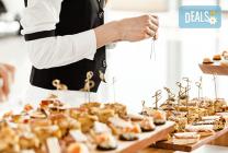 56 празнични хапки + 50% отстъпка за всички вкусотии от Деличи