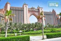 Лятна екскурзия до Дубай: 7 нощувки и закуски, самолетен билет, такси