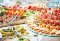 Сет със 100, 150 или 200 коктейлни хапки микс от H&D catering