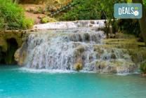 За 1 ден, Деветашка пещера, Крушунски водопади, Ловеч: транспорт и