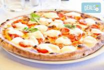Вкусна пица по Ваш избор от Hubi-Brothers в Княжево