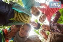 Детски рожден ден за до 10 деца с игри, конна езда и викторини, конна