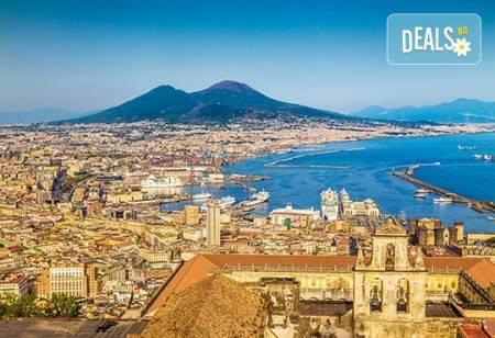 Септември до Рим, Неапол, Бари и Игуменица: 4 нощувки, закуски,