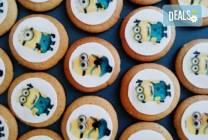 За децата! Бисквити със снимка на Мики Маус или друг герой от Muffin