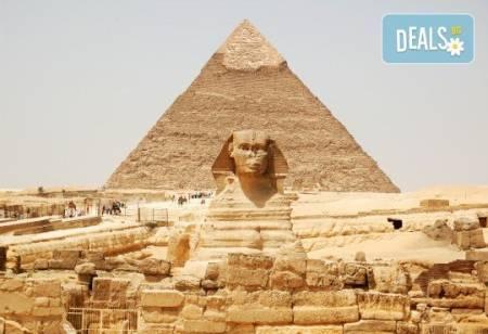 Екзотика в Египет през есента: 7 нощувки на база All Incl, самолетен