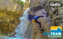Екстремно приключение край Велико Търново! Каньонинг по река