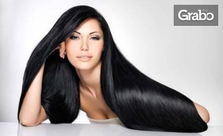 Красива коса! Трайно изправяне с Lissage Haute Couture Estel