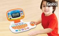 Детска играчка с немско качество от Vtech! Образователен лаптоп на