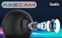 Камера за видеонаблюдение, подходяща и за бебефон - с резолюция FHD