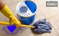 Професионално почистване на дом или офис до 100кв.м, плюс почистване