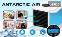 Персонален охладител, овлажнител и пречиствател на въздух с нощна