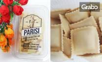 Прясна паста за вкъщи! 500гр равиоли по оригинална италианска рецепта