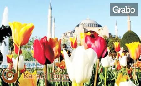 За Фестивала на лалето в Истанбул! Екскурзия с 2 нощувки със закуски,