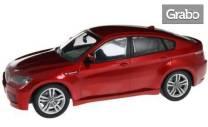 Детски автомобил AMEWI BMW X6 М с дистанционно управление и LED